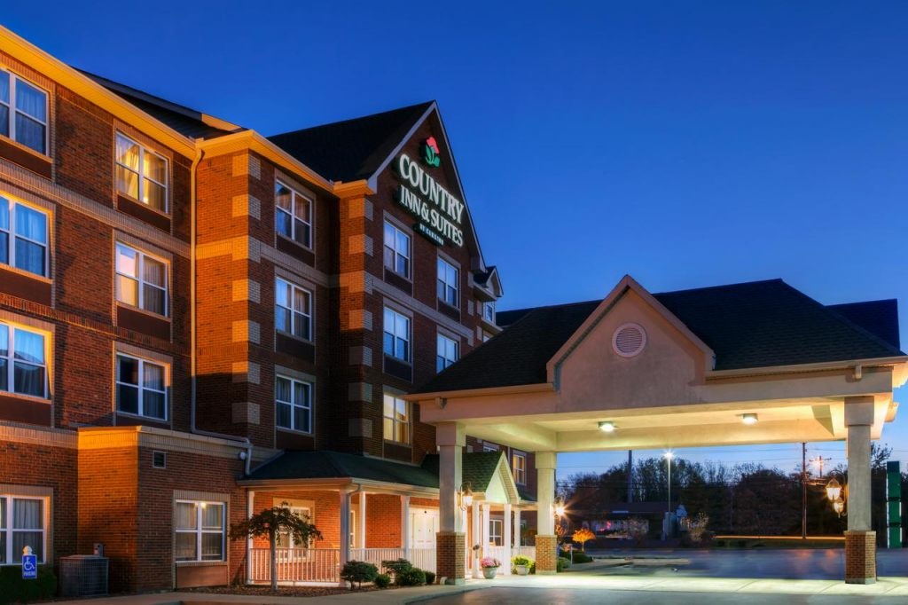 Country Inn And Suites Cincinnati Airport